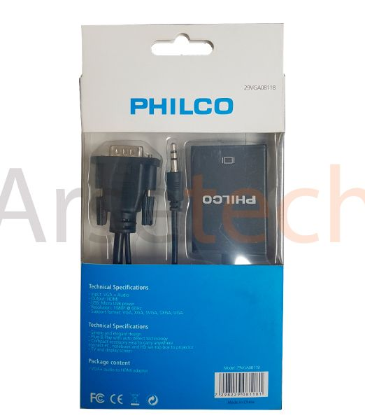Vga-+audio-to-Hdmi-Adapter-Philco 1